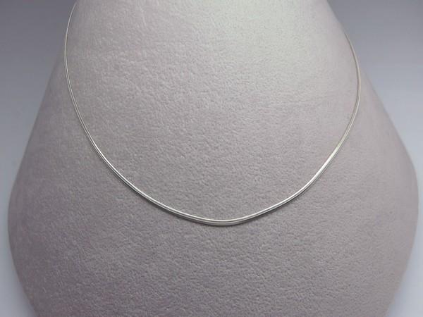 Řetízek 40cm - stříbro Řetízek 40cm