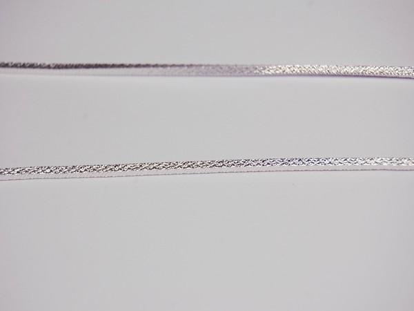 Řetízek 40cm čtyřhraný - stříbro Řetízek 40cm zdobený 8,5g