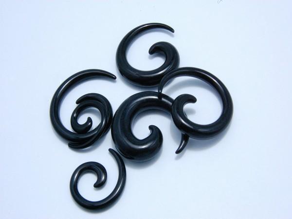 Roztahovák černý 5mm
